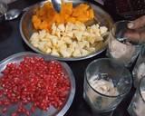 फ्रूट फालूदा (Fruit Falooda recipe in Hindi) रेसिपी चरण 2 फोटो