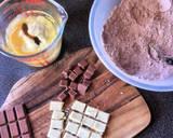 Chocolate muffins recipe step 2 photo