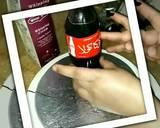 Coca-Cola theme cake recipe step 11 photo