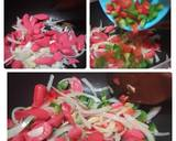 Sosis Masak Simple langkah memasak 3 foto