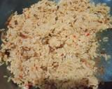Nasi Goreng Teri (bumbu dasar merah) langkah memasak 2 foto