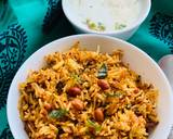 Pulliyogre Rice recipe step 5 photo