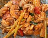 Ayam woku manado (ayam kemangi) langkah memasak 5 foto