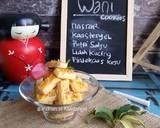 Eggless Kaastengel Ricke Indriani #day5 langkah memasak 10 foto