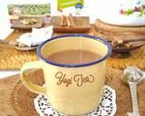 Yogi Tea #ketopad_cp_minumanketo langkah memasak 8 foto