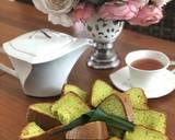 Pandan chiffon cake langkah memasak 6 foto