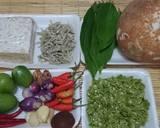 45.Bothok Jawa Timuran. (teri tempe mlanding) langkah memasak 1 foto