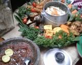 Nasi liwet spesial langkah memasak 4 foto