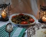 Azerbaijani Ghormeh sabzi or herb stew recipe step 18 photo