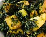 Karare Aloo Methi recipe step 4 photo