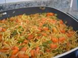 Foto del paso 5 de la receta Fideuá de verduras