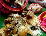(mutton biriyani recipe in bengali) - 5