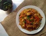 Mie Goreng Bumbu Iris langkah memasak 7 foto