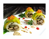 Teriyaki Chicken Sushi Roll langkah memasak 9 foto