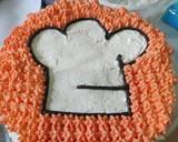 Cookpad Rainbow Cake langkah memasak 5 foto