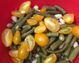 Green and White Bean Salad recipe step 1 photo