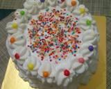 Steamed Rainbow Cake langkah memasak 6 foto
