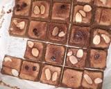 Sourdough Brownies langkah memasak 8 foto