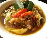 Tongseng Ayam Ala JTT #pr_adakecapmanisnya langkah memasak 4 foto