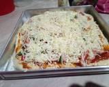Pizza Homemade Super Lezat langkah memasak 5 foto