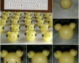 German sheep cookies langkah memasak 10 foto