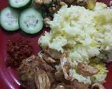 Salad Chana Chaat / Chickpeas Salad #Indiancuisine langkah memasak 2 foto