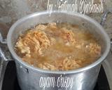 Ayam crispy langkah memasak 6 foto