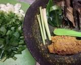 Shirataki bumbu mie ayam (keto friendly) #rabubaru langkah memasak 3 foto