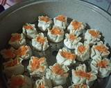 Chicken Dimsum Shiumai langkah memasak 8 foto