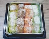 Japanese Milk Bun (roti kekinian) langkah memasak 12 foto