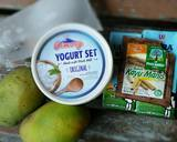 """Mango Lassi a la Mba Endang """"JTT"""" langkah memasak 1 foto"""