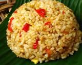 Nasi Goreng Pagi langkah memasak 3 foto