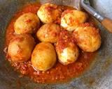 Sambal Telur Bulat langkah memasak 6 foto