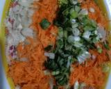 Nugget jamur tiram dan sayuran langkah memasak 4 foto