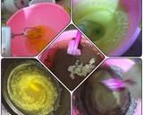 Cake Singkong Cokelat langkah memasak 2 foto