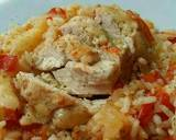 Vickys One-Pot Chicken & Rice, GF DF EF SF NF recipe step 6 photo