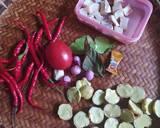 Jengkol Jambal Balado langkah memasak 1 foto