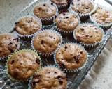 Chocolate Chip Banana Zucchini Yogurt Muffins recipe step 3 photo