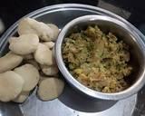 Aloo anardana gujiya recipe step 3 photo