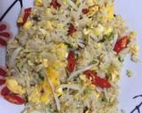 Nasi Goreng Ebi langkah memasak 2 foto