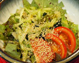 Japanese Seaweed Salad with Sesame & Miso Dressing recipe step 8 photo