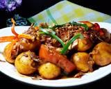 Semur Bakso #PR_AnekaSemur langkah memasak 8 foto