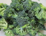 Broccoli Christmas Tree and Wreath recipe step 1 photo