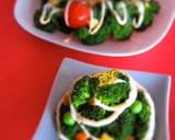 Broccoli Christmas Tree and Wreath recipe step 5 photo