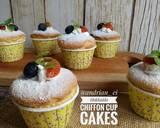 Hokkaido Chiffon Cupcakes #pr_anekachiffon langkah memasak 18 foto