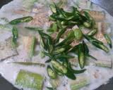 Sayur lodeh terong hijau langkah memasak 3 foto