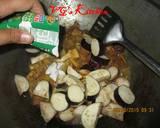 Mangrove Crab with Coconut Milk Vegetables (KEPITING KARAKA) recipe step 3 photo