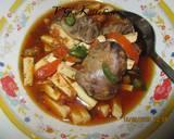 Spicy Marinated Chicken Liver and Gizzards (ATI AMPELA BUMBU PEDAS) recipe step 4 photo