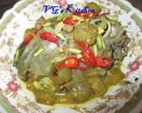 Tuna in Yellow Broth (TONGKOL KUAH KUNING) recipe step 3 photo