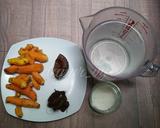 JAMU KUNYIT ASEM #pr_recookmintradisional langkah memasak 1 foto